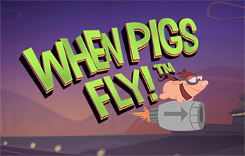 online casino welcome bonus when pigs fly