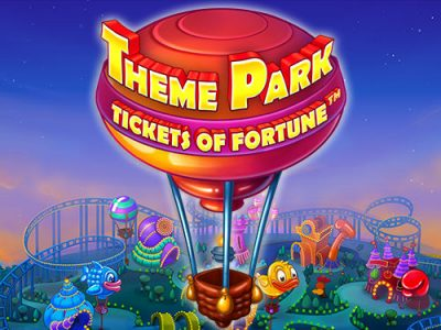 Theme Park Slot logo