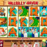 Hillbilly Haven Slot Review Screenshot Nyx Interactive Logo