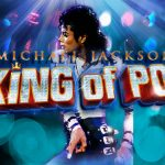 Michael Jackson - King of Pop Slot logo
