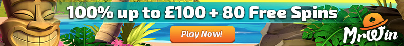Mr Win Casino 30 free spins no deposit
